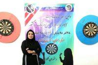 بانوی دارتر خراسان جنوبی در رتبه اول ایران