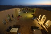 شبی به یادماندنی در کویر سهقلعه