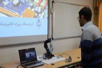 ساخت ربات کاربردی جستجوگر با تلاش محققان دانشگاه بیرجند