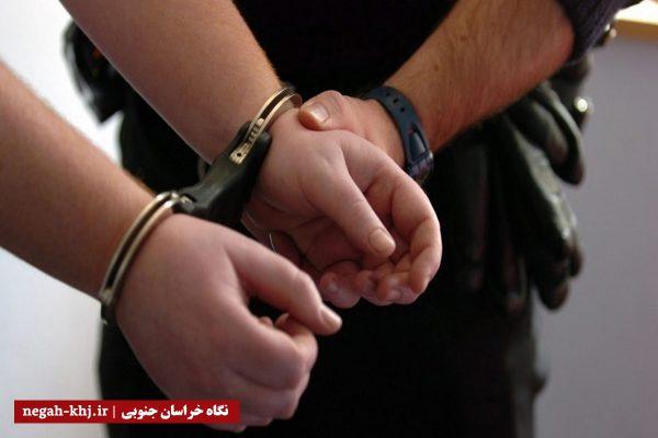 دستگیری ۲سارق احشام و ۳خریدار اموال مسروقه