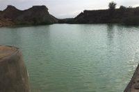 جمع آوری ۲۱.۵ میلیون مترمکعب آب در سازههای آبخیزداری
