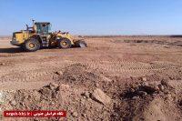 رفع تصرف حریم رودخانههای شهرستان بشرویه