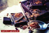 شکلات تلخ و ارتباط آن با کاهش وزن
