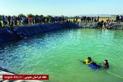 پیدا شدن جسد نوجوان غرق شده در استخر آب روستای نوغاب پسکوه